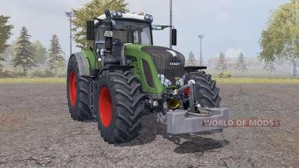 Fendt 936 Vario weight for Farming Simulator 2013