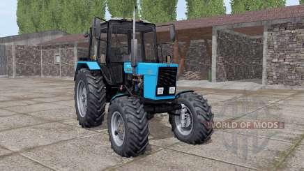MTZ Belarus 82.1 v2.3.1 for Farming Simulator 2017