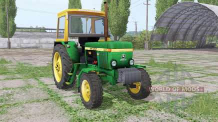 John Deere 1030 soft top for Farming Simulator 2017