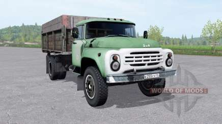 ZIL-130 green for Farming Simulator 2017