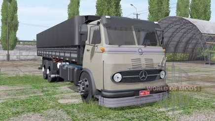 Mercedes-Benz LP 321 3-axle for Farming Simulator 2017