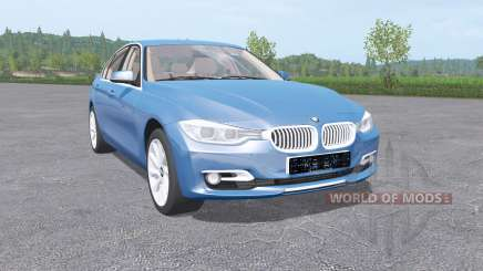 BMW 328i sedan (F30) 2012 for Farming Simulator 2017