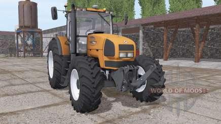 Renault Ares 836 RZ for Farming Simulator 2017