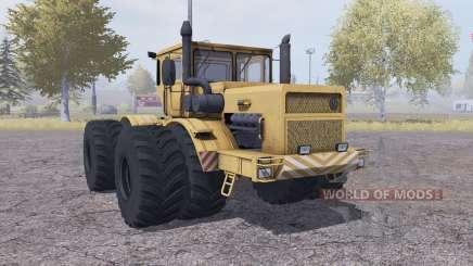 Kirovets K 700A dual wheels for Farming Simulator 2013
