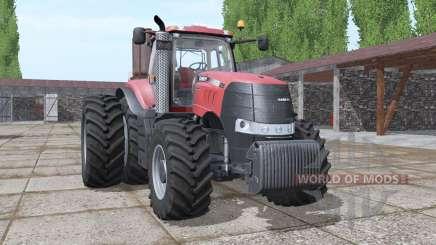 Case IH Magnum 335 dual rear for Farming Simulator 2017