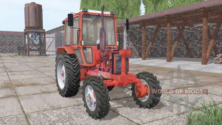 MTZ 82 v1 without the hood.1 for Farming Simulator 2017