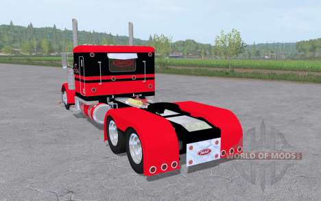 Peterbilt 379 Flat Top 6x6 for Farming Simulator 2017