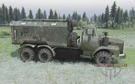 Scania LS110 for Spin Tires