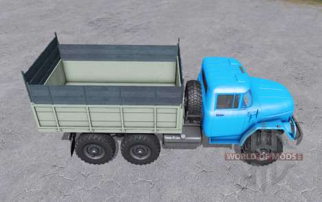 ZIL 131 truck for Farming Simulator 2017