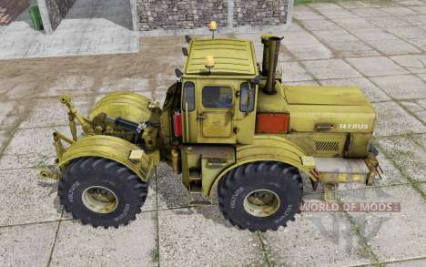 Kirovets K-700A v2 dynamic hoses.0 for Farming Simulator 2017