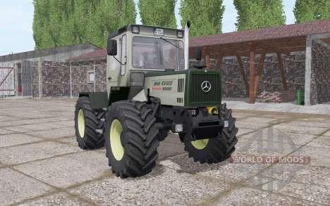 Mercedes-Benz Trac 1000 for Farming Simulator 2017