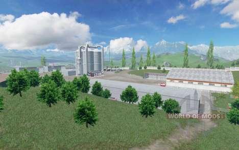 Iberians South Lands for Farming Simulator 2015