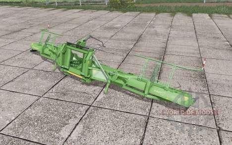 Krone EasyCollect for Farming Simulator 2017