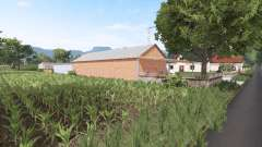 Srednia Polska Wies for Farming Simulator 2017