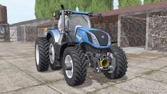 New Holland T7.290 Hеavy Duty for Farming Simulator 2017