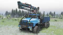 KrAZ 260 v2.1 for Spin Tires