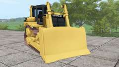 Caterpillar D7R v2.0 for Farming Simulator 2017