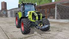 CLAAS Arion 550 for Farming Simulator 2017