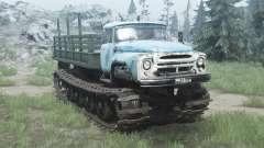 In-1 Vityaz experienced 1967 v1.1 for MudRunner