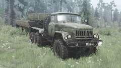 ZIL 137 1970 for MudRunner