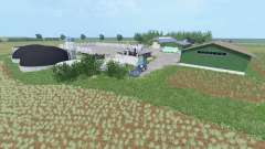 Grossgarnstadt v0.98 for Farming Simulator 2015