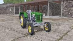 Zetor 25K 1960 v1.3 for Farming Simulator 2017