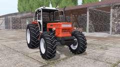 Fiat 1300 DT Super v1.2 for Farming Simulator 2017