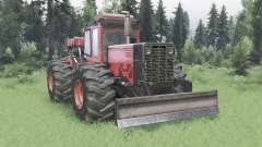 K-8400 for Spin Tires