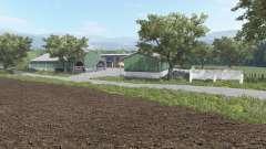 Un Air Du Berry v1.1 for Farming Simulator 2017