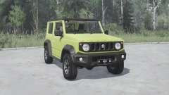 Suzuki Jimny AllGrip 2018 for MudRunner