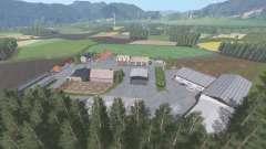 Franken v2.0 for Farming Simulator 2017