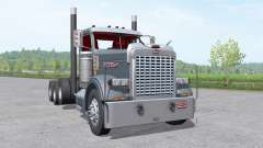 Peterbilt 389 Day Cab more configurations for Farming Simulator 2017