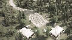Industrial zone for MudRunner