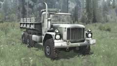 M35A3 for MudRunner