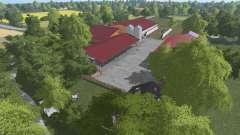Schleswig-Holstein v1.2 for Farming Simulator 2017