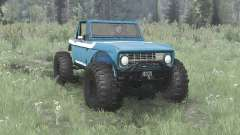 Ford Bronco crawler for MudRunner