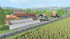 Eichenfeld v1.1 for Farming Simulator 2015