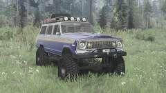 Jeep Wagoneer 1978 for MudRunner