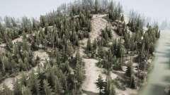 Raiden Hills for MudRunner