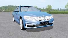 BMW 540i xDrive sedan (G30) 2017 v1.0.0.1 for Farming Simulator 2017