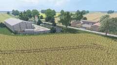 Rozbalit Bantikow v1.1 for Farming Simulator 2015