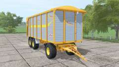 Fratelli Randazzo R 275 PP advanced features for Farming Simulator 2017