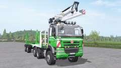 Tatra Phoenix T158 timber truck for Farming Simulator 2017