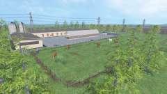 Sudhemmern v8.0 for Farming Simulator 2015