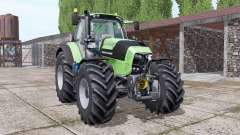 Deutz-Fahr Agrotron 7210 TTV IC functions v1.1.1 for Farming Simulator 2017