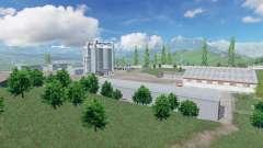 Iberians South Lands v1.5 for Farming Simulator 2015