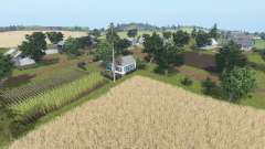 Western region v1.2 for Farming Simulator 2017
