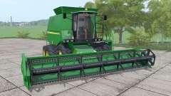 John Deere 1550 4x4 for Farming Simulator 2017