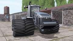 Challenger MT955E 1250hp black for Farming Simulator 2017