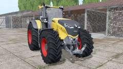 Challenger 1050 Vario engine config for Farming Simulator 2017